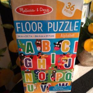 Other - Melissa & Doug Floor Puzzle